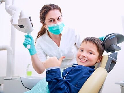 The Perfect Doctor For Children's Oral Health Care Needs